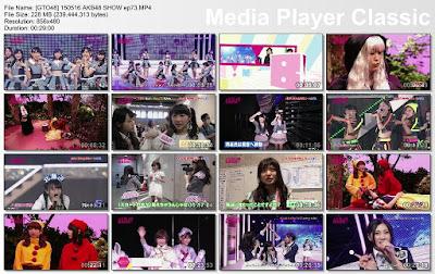 150516 AKB48 SHOW Ep 73 Subtitle Indonesia