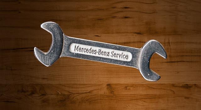 Hệ thống dịch vụ Mercedes