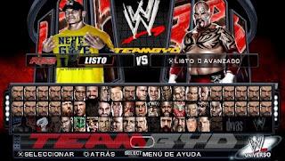 WWE Smackdown Vs Raw 2K14 PSP ISO