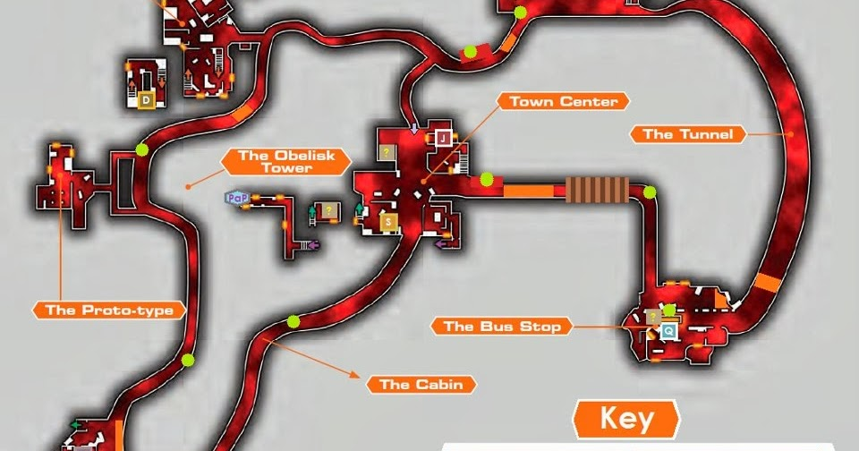 Zombie Map With Bus Stop on multi-stop map, las vegas monorail stops map, metropolitan map, subway stop map, atm map,