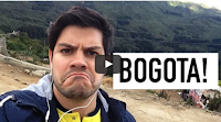 Bogotá vista por el youtuber mexicano BENSHORT