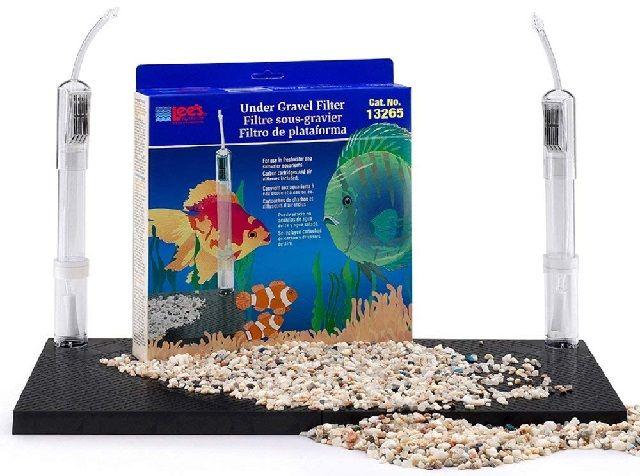 Perlengkapan Aquarium dan Fungsinya