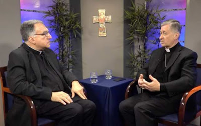 Rosica and Cupich
