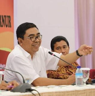 KPU NTB Diminta Agresif Lakukan Sosialisasi Dengan Melibatkan Media Cetak, Elektronik dan Online