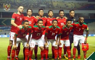 Jadwal Siaran Langsung Timnas Indonesia vs Guyana - Sabtu 25 November 2017