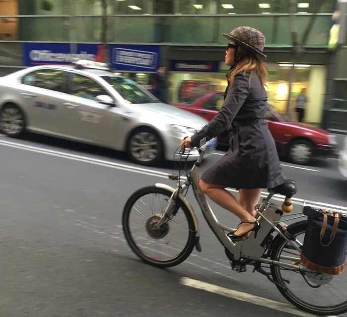 Las bicicletas públicas de Bilbao serán eléctricas