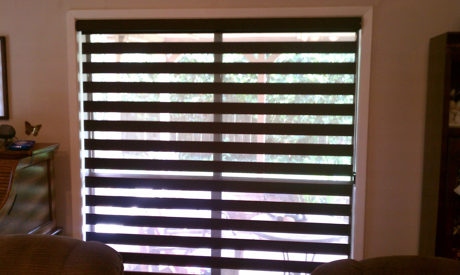 Illusions Transitional Shades By Signature Series Budget Blinds Offer Incredible Light Control Features And Style