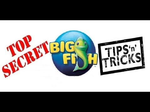 Big fish casino cheats tips and tricks for Big fish casino glitch