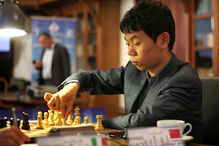 Wang Hao (2733) © Chessbase