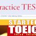 Listening Practice TEST - Starter TOEIC