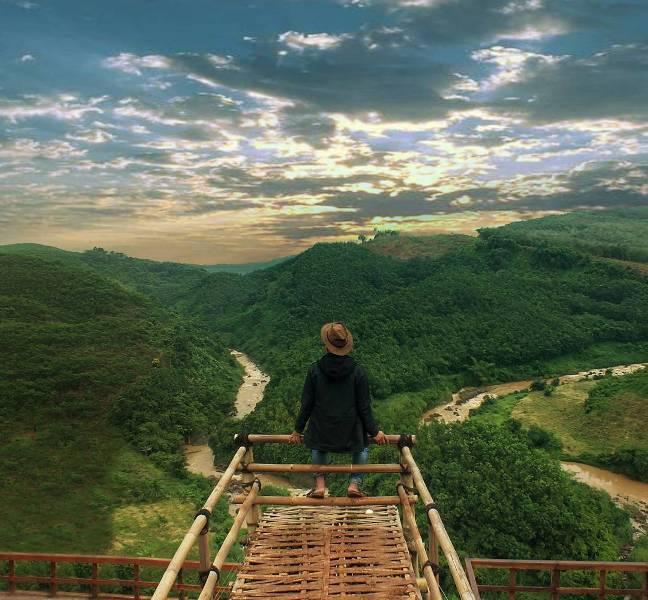 Gardu Pandang, Tempat Terbaik untuk Menikmati Panorama Alam - Irrya Lucita  Personal Blog