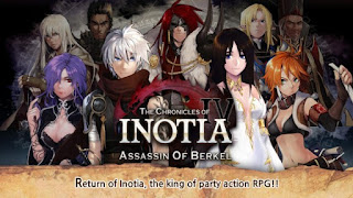 Inotia 4 Apk v1.2.4 Mod Unlimited Money+High Damage Terbaru 2016
