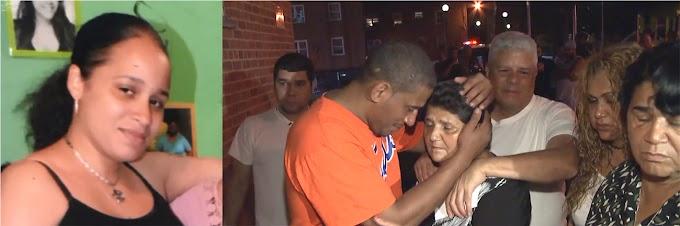 Dominicana muere al caer de azotea en edificio en Harlem; madre acusa novio de asesinato