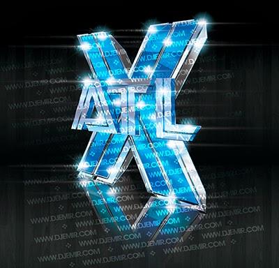 ATL X Logo Design