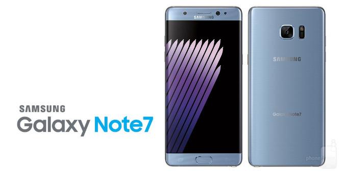 Cerita Cha Galaxy Note 7 Handphone Samsung Pertama Yang Selamat