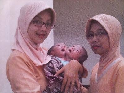 bayi dan perawat