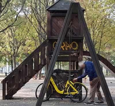 Come sbloccare la bici