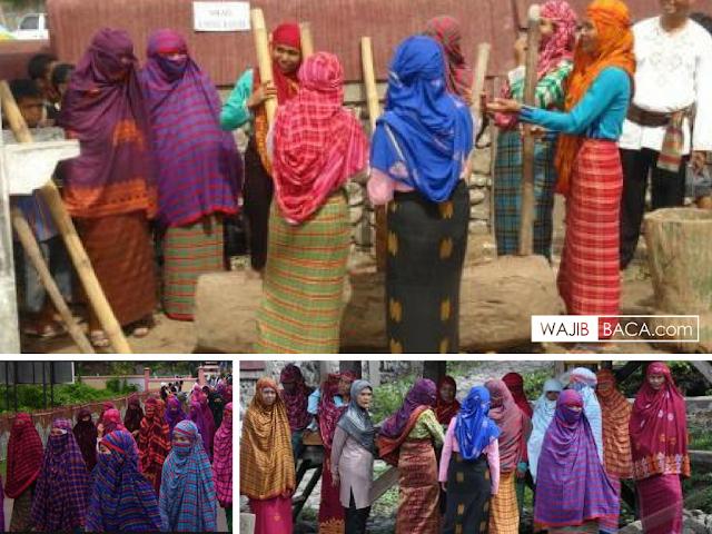 MasyaAllah, Hijab dan Cadar jadi Pakaian Adat di Kabupaten Indonesia ini