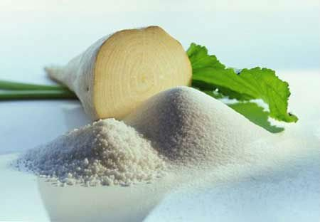 Açúcar de beterraba história