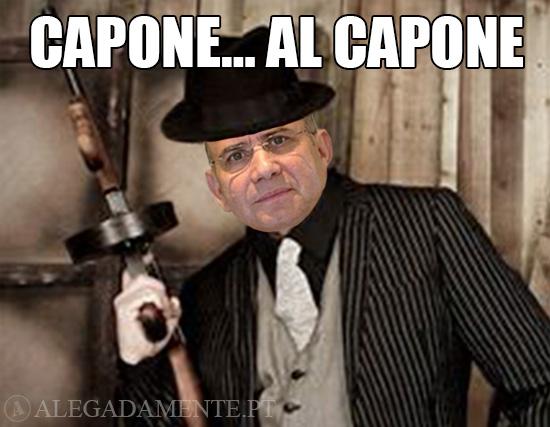 Imagem de Duarte Lima – Capone… Al Capone