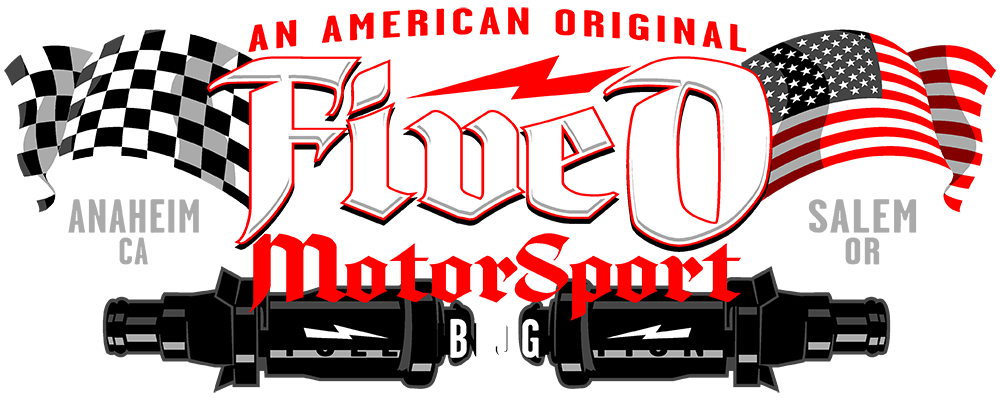 Fiveomotorsport Fuel Injection