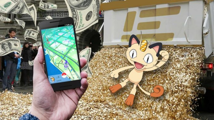 How to Earn a Living Playing Pokémon GO