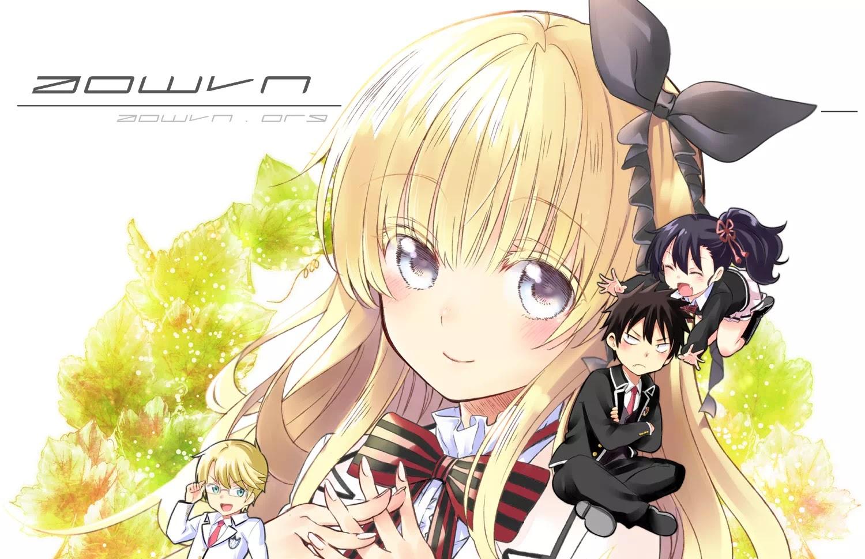 aowvn manga - Kushuku Gakkou no Alice | Manga Online - Tình Cảm Hài Hước