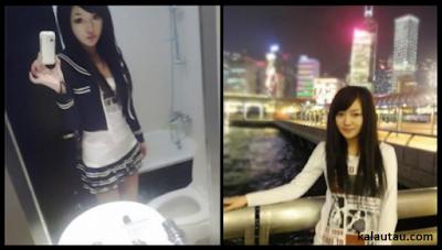 kalautau.com - Han Biyao Pengamen Cantik dari China Gambar 2