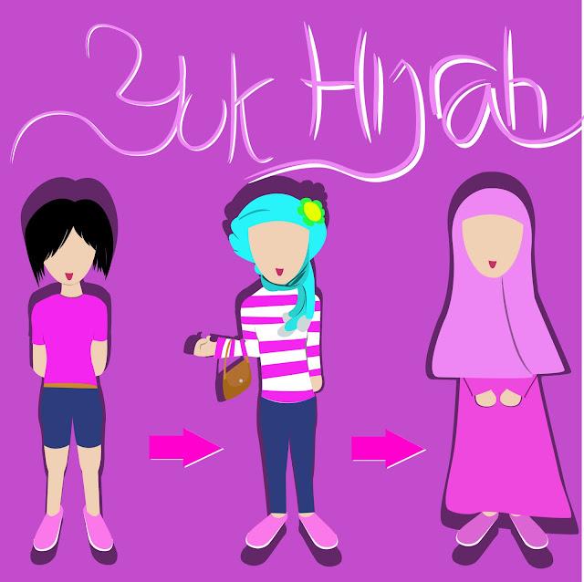 Image result for hijrah muslimah