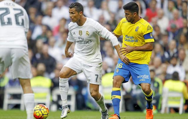 Ver en vivo UD Las Palmas - Real Madrid, domingo 13 marzo