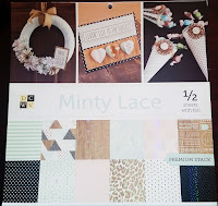 Image result for dcwv minty lace stack