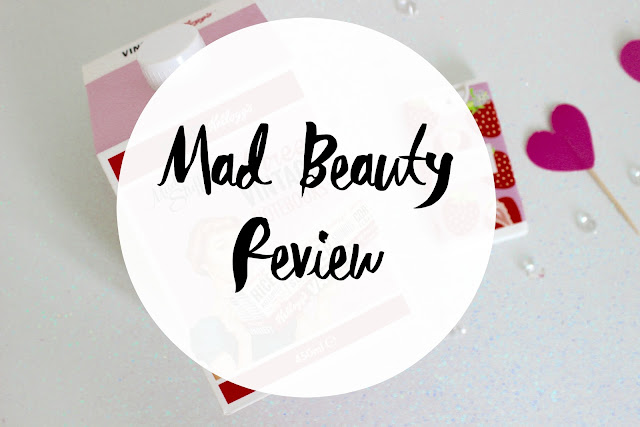 mad beauty, hand sanitiser, 50's, notebook