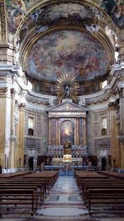 igreja jesus guia de roma - Mitos e realidade sobre conhecer Roma
