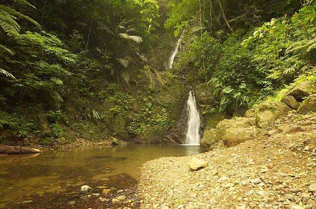 waterfall, Nanataki, Kijoka, Ogimi, Okinawa