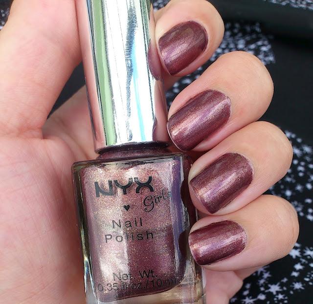 NYX Girls Red Bean Slush Review