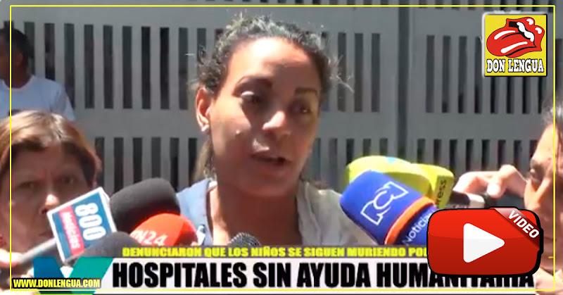 Autoridades del J.M. de los Ríos prohíben a las madres hablar con la prensa
