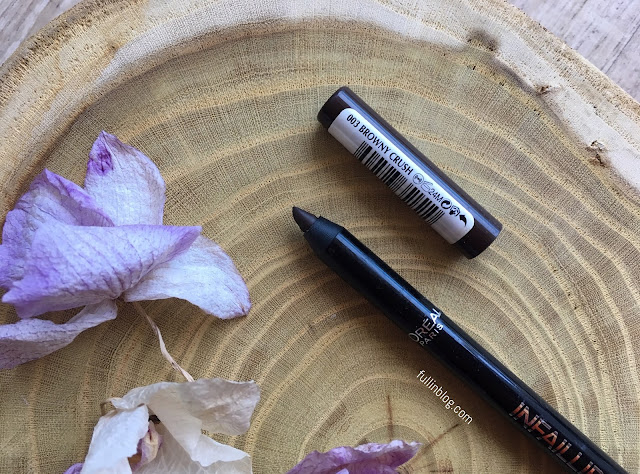 Loreal Paris Infaillible Gel Crayon 24H Browny Crush