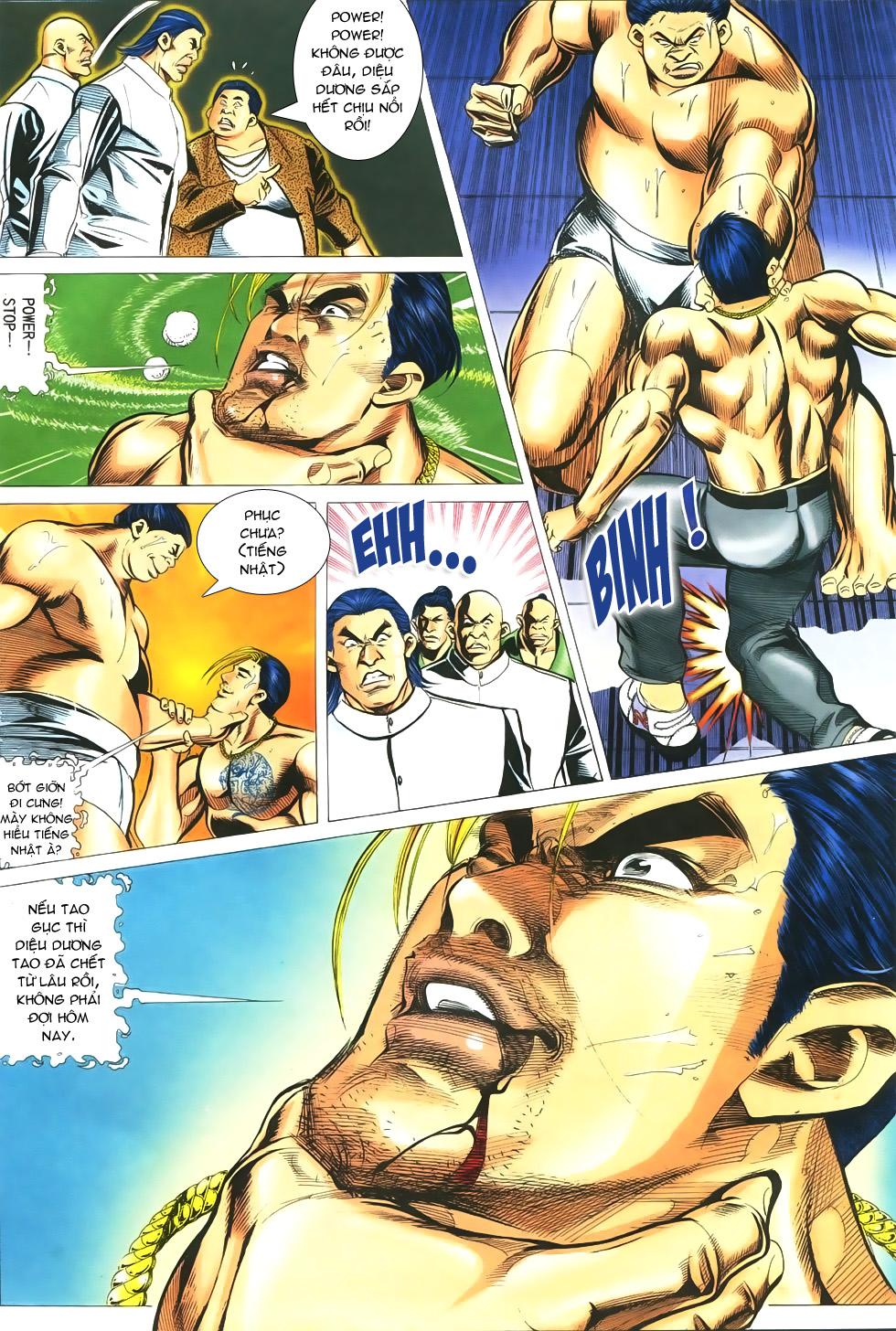 Người Trong Giang Hồ chapter 299 trang 14