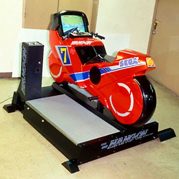 Hang-On sega
