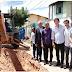 Governo inicia obras para sanear 100% de Parnamirim