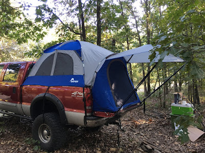 Truck Tent, Pickup Truck Tent, Napier Truck Tent