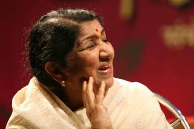 Lata Mangeshkar The Legendary Singer