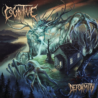 Recenze/review - COGNITIVE - Deformity (2016)