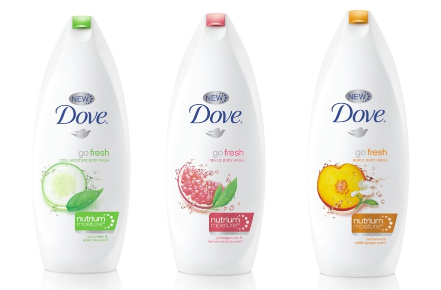 Product Review Dove Go Fresh Revive Nourishing Body Wash