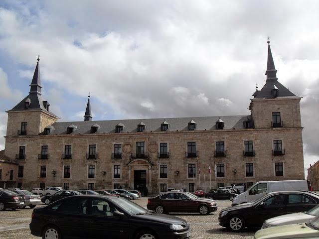 Palacio de Lerma en una ruta por Burgos