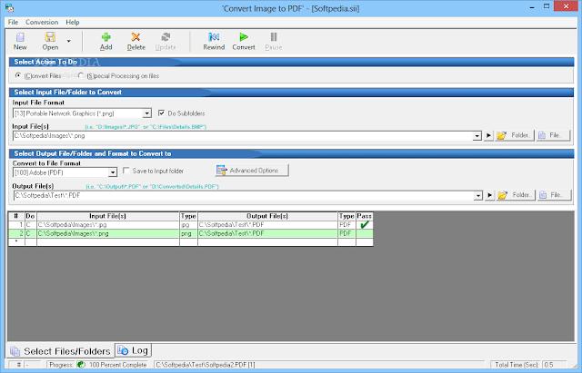 تحميل برنامج تحويل الصور الى pdf للكمبيوتر Convert Image to PDF 10.10