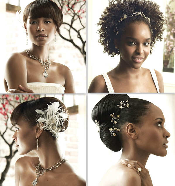 2013 Wedding Hairstyles And Updos: Bridal Hairstyles 2013 For Black Women