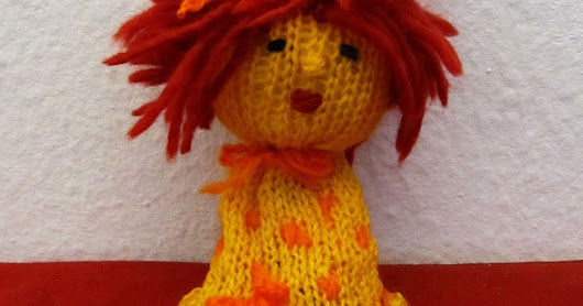 Knitting Loom Doll