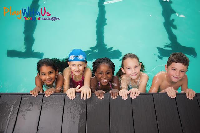 piscine municipale enfants