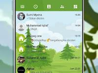 BBM MOD Fution Chat Apk v3.2.5.12 Terbaru Unclone 2017